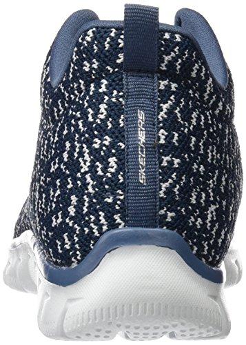Empire Para Mujer Azul Skechers nvw Exterior De connections Deporte Zapatillas OnvdYqH