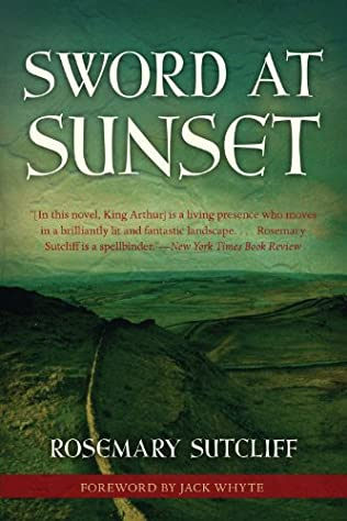 book cover of Sword at Sunset