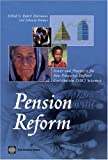 img - for Pension Reform: Issues and Prospects for Non-Financial Defined Contribution (NDC) Schemes book / textbook / text book