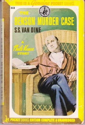 The Benson Murder Case (A Philo Vance Mystery)