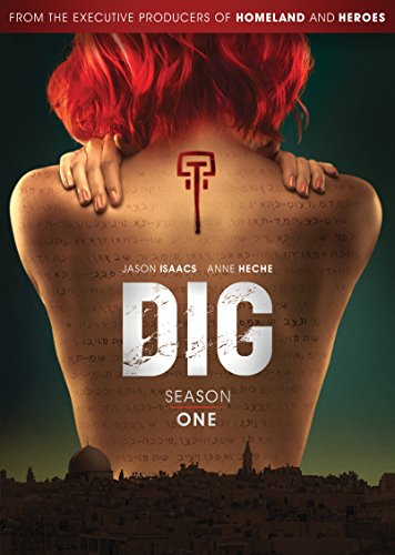 DVD : Dig: Season One (3 Pack, Snap Case, Slipsleeve Packaging, 3 Disc)
