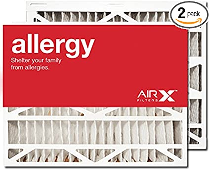 Replacement Merv 11 Filter For Trane Bayftfr21m 21 X 27 X 5 2 Pack Replacement Household Furnace Filters Amazon Com