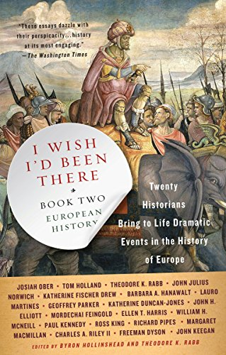 Id Anchor - I Wish I'd Been There (R): Book Two: European History (I Wish I'd Been There, Two)