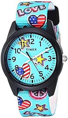Timex Girls Time Machines Analog Resin Watch from Timex