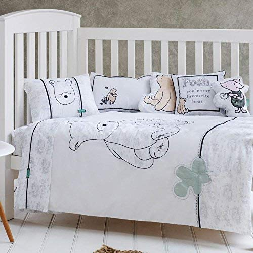 (LELVA Cotton Baby Bedding Cute Bear Pattern Bedding Children's Duvet Cover 2pcs )