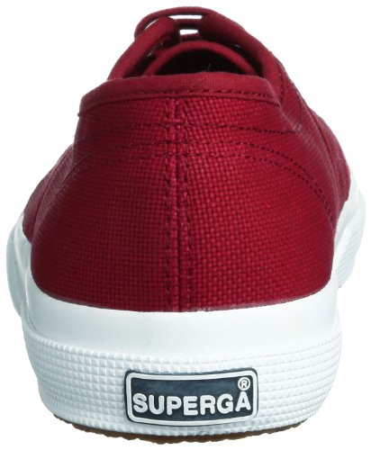Women's Red Trainers Red Superga Cotu XzAxq