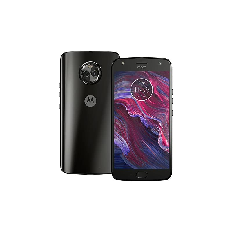 """Motorola Moto X4 4G LTE 64GB 5.2"""" 4GB RA"""