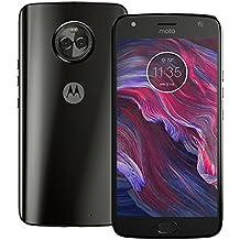 "Motorola Moto X4 4G LTE 64GB 5.2"" 4GB RAM XT1900-2 Dual Camera Factory Unlocked Super Black"