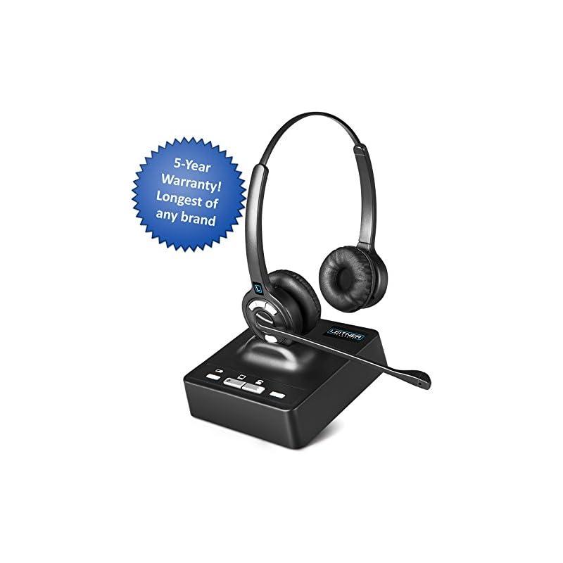 Leitner LH275 Noise-Canceling Dual-Ear W