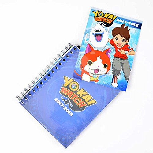 Amazon.com : Grupo Erik Editores Yo-Kai Watch - School Diary ...