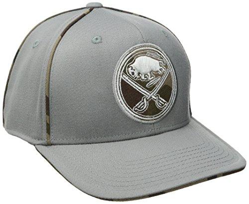 Reebok NHL Men's SP17 Gray Camo Structured Flex Cap – DiZiSports Store