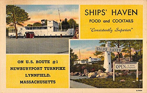 Massachusetts Ship - 9