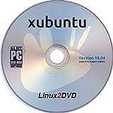 """Software : xubuntu 18.04 LTS """"Bionic Beaver"""", 64 Bit, Lightweight and Stable Xfce Desktop"""