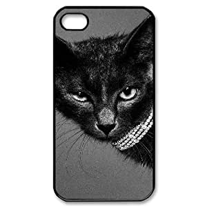 VNCASE Lovely Cat Phone Case For Iphone 4/4s [Pattern-1]