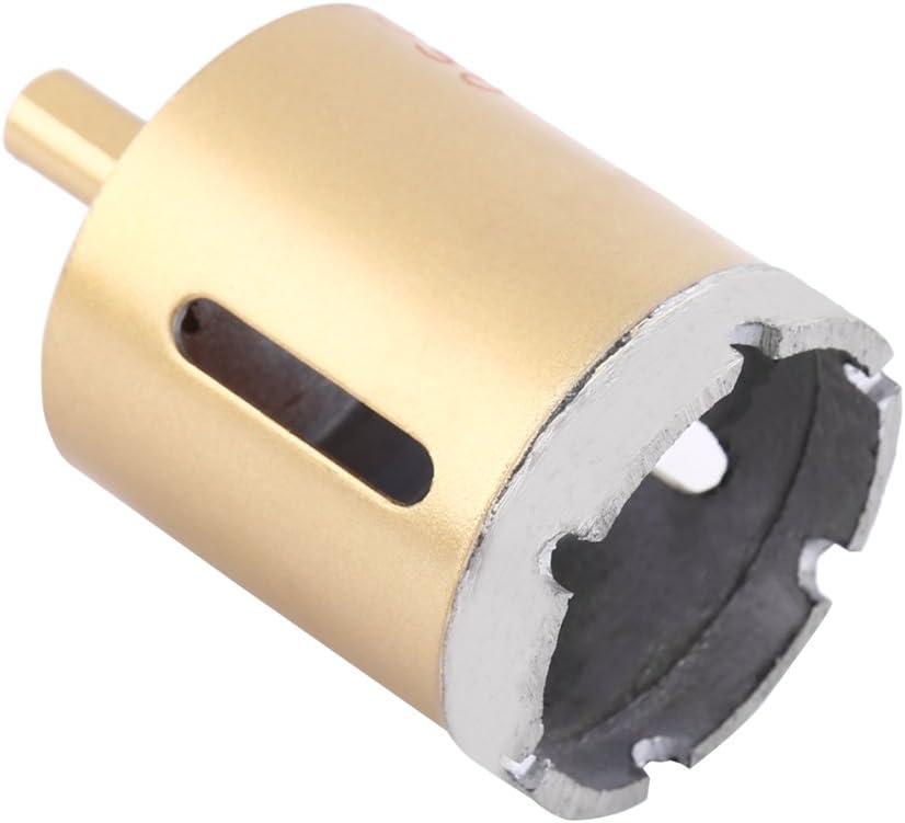 Outil de Forage Trous au Diamant foret Scie /à B/éton Marbre Pierre C/éramique Outil Coupe Forage scie cloche Taille : 8mm