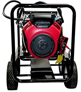 THE MOTORHEAD – 11500/20000 WATT DUAL FUEL PORTABLE GENERATOR WITH HONDA ENGINE