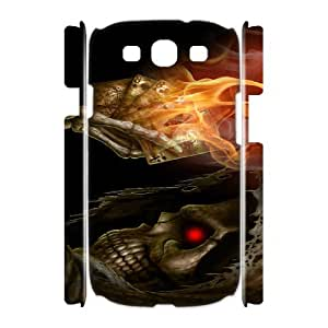C-U-N0099800 3D Art Print Design Phone Back Case Customized Hard Shell Protection Samsung Galaxy S3 I9300