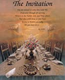 Used, The Invitation Art Poster Print by T. C. Chiu, 22x28 for sale  Delivered anywhere in USA
