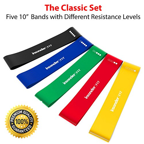 Review Resistance Bands Set Exercise