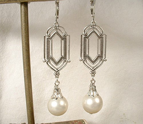 Buy vintage faux ivory jewellery