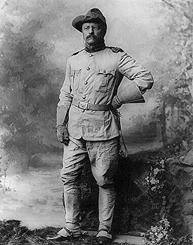 Gatsbe Exchange Teddy Roosevelt 8 X 10 Photo
