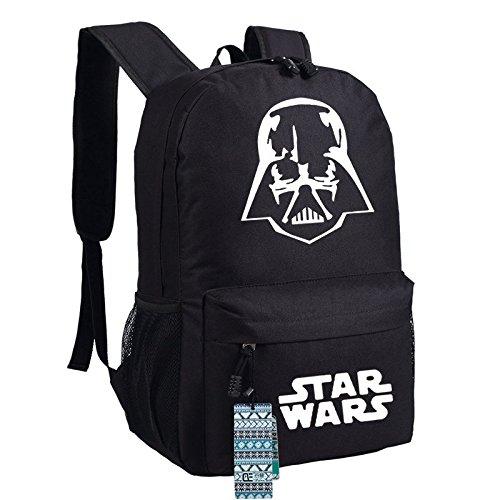 Star Wars Anakin Cosplay Casual Tas Rugzak Schooltas 17 Keuzes Type 3