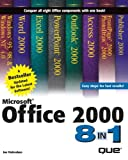 Microsoft Office 2000 8-in-1