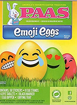 TheBeliever Egg Coloring KIT BLUESKY R.J. Rabbit 24 Karat Easter Egg Coloring Kit