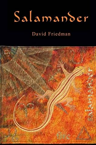 book cover of Salamander