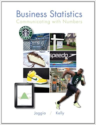 Business statistics communicating with numbers sanjiv jaggia business statistics communicating with numbers 1st edition fandeluxe Image collections