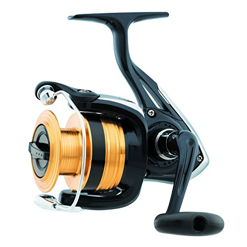 Daiwa SWF3000-2B-CP Sweepfire Test Front Drag Spinning Fishing Reel, 8-12 lb, ()