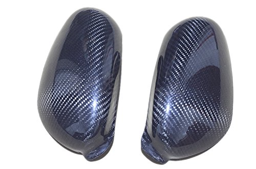 Eppar Carbon Fiber Mirror Covers Compatible with Porsche Boxster 986 1996-2005