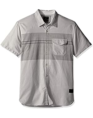 Men's Rockies Freeze Woven Top