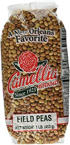 Camellia Brand - Field Peas , Dry Bean (1 Pound Bag)