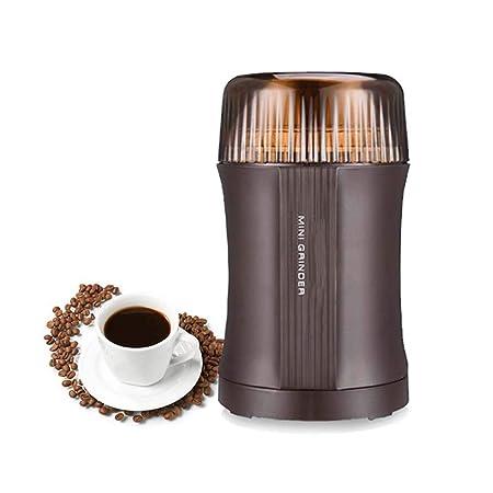 H.Y.FFYH Cafeteras Molinillo de Grano de café Molinillo eléctrico ...