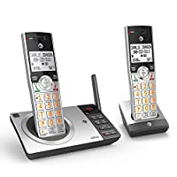AT&T DECT 6.0 Expandable Cordless Phone w/ 2 Handset Deals