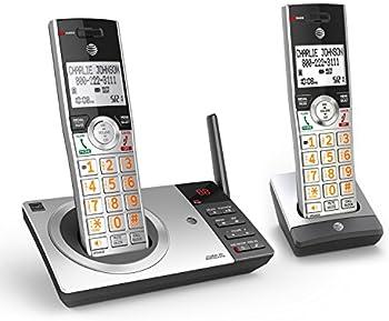 AT&T CL82207 DECT 6.0 Expandable Cordless Phone