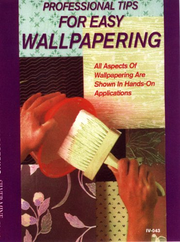 Professional Tips For Easy Wallpapering by silvermine Video