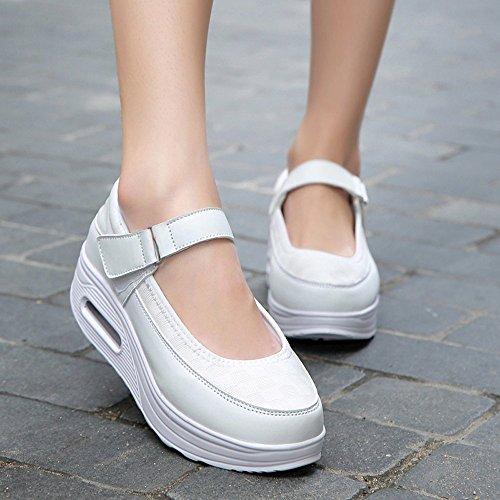 White White Sneaker Donna Sneaker Mesh Mesh Donna Xmeden Xmeden Xmeden Sneaker 1qw1TA4