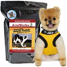 ArmWorks Great Lakes Gelatin - Protein for Dogs & Cats - 3 LB Bag