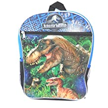Jurassic World 15 inch Large Backpack