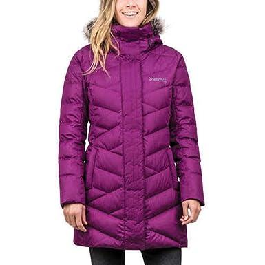 Amazon.com  Ladies  Marmot Long Down Jacket  Clothing d67781739962
