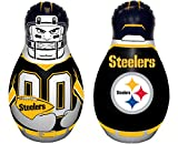 NFL Pittsburgh Steelers Tackle Buddy Bag, One Size, White