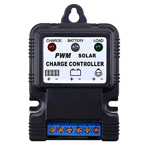 6v solar panel charge controller - 8