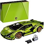 LEGO Kit de construcción de Modelo de Auto Technic™ 42115 Lamborghini Sián FKP 37 (3696 Piezas)