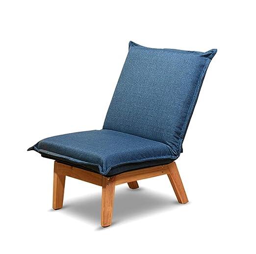 TongN-Sillones Casual Lazy Couch Silla de Tela única Bean ...