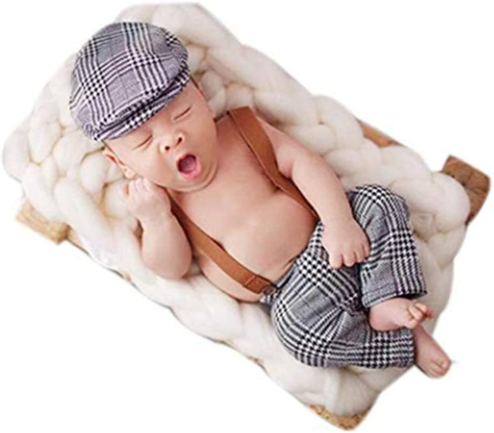 Baby Photography Props Blanket Wraps Stretch Newborn Sleeping Swaddle Outfit