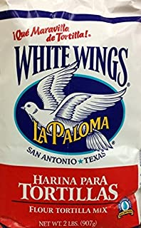 White Wings Flour Tortilla Mix 2 Lbs (Pack of 3)