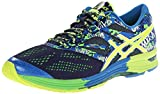ASICS Men's Gel-Noosa Tri 10 Running Shoe,Midnight/Flash Yellow/Flash Green,8 M US