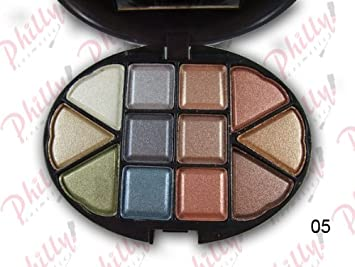 Amazon.com : MAC Makeup Kit Eyeshadow Blusher Lip Gloss and Powder Custom Palette #5 Net Wt 1.13 Oz : Makeup Sets : Beauty